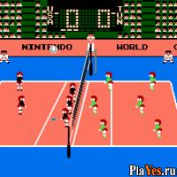 Volleyball / Волейбол