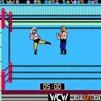 WCW World Championship Wrestling / ВКВ Мировой чемпионат по реслингу