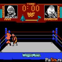 WWF Wrestlemania / ВВФ Реслингомания