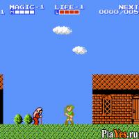 Zelda II - The Adventure of Link / Зелда 2 - приключения Линк