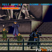 онлайн игра Batman Returns