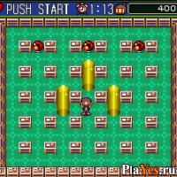 онлайн игра Super Bomberman 5