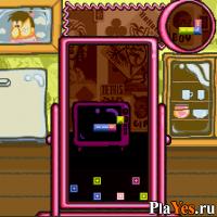 онлайн игра Tetris 2