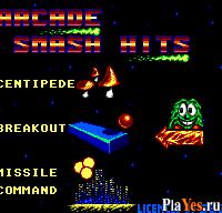 онлайн игра Arcade Smash Hits