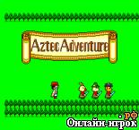 онлайн игра Aztec Adventure-the Golden Road