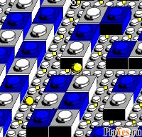 онлайн игра Pac-Mania