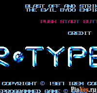 онлайн игра R-Type