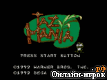 онлайн игра Taz-Mania - the Lost Seabirds