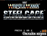 онлайн игра WWF - Wrestlemania