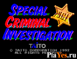 онлайн игра Special Criminal Investigation