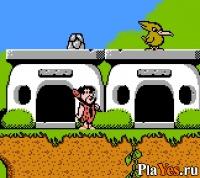 The Flintstones - The Rescue of Dino & Hoppy / Флинстоуны - спасение Дино и Хоппи