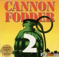 онлайн игра Cannon Fodder 2