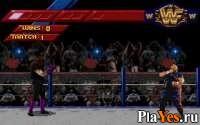 онлайн игра WWF Wrestlemania: The Arcade Game