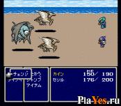 Final Fantasy II / Final Fantasy IV (rus)