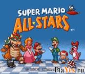 онлайн игра Super Mario All-Stars