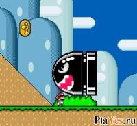 онлайн игра Super Mario World