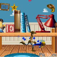 онлайн игра Toy Story