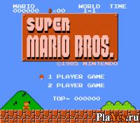 онлайн игра Super Mario Bros / Супер Марио