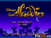 онлайн игра Aladdin / Алладин