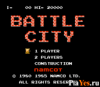 Battle City / Танчики