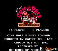 Chip and Dale: Rescue Rangers / Чип и Дейл спешат на помощь