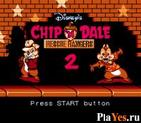 Chip and Dale: Rescue Rangers 2 / Чип и Дейл спешат на помощь 2