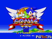 онлайн игра Sonic The Hedgehog 2 / Ежик Соник 2