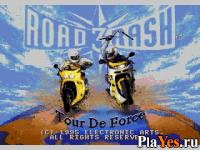 онлайн игра Road Rash 3 / Дорожные гонки 3
