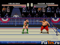 WWF Wrestlemania Arcade / Мировая Федерация Рестлинга - Аркада