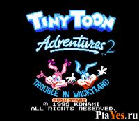 онлайн игра Tiny Toon Adventures 2 / Приключения Тини Тун 2