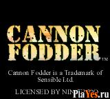 онлайн игра Cannon Fodder