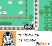 онлайн игра Kikansha Thomas - Sodor-tou no Nakamatachi