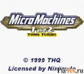 онлайн игра Micro Machines 1 and 2 - Twin Turbo