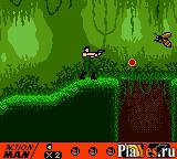 онлайн игра Action Man - Search for Base X
