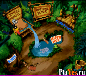 Timon - Pumbaa's Jungle Games