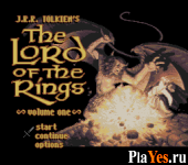 JRR Tolkien's The Lord of the Rings - Volume 1