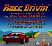 онлайн игра Race Drivin'