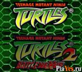 Teenage Mutant Ninja Turtles + Teenage Mutant Ninja Turtles 2 - Battle Nexus