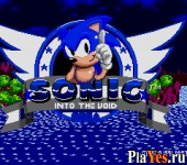 онлайн игра Sonic: Into The Void