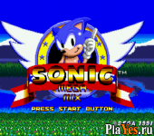 Sonic Megamix / Соник Мегамикс