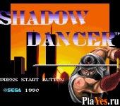 онлайн игра Shadow Dancer - The Secret of Shinobi / Призрачный танцор: Секрет Шиноби