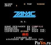 Zanac / Зенек