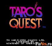 Taro's Quest / Приключение Таро