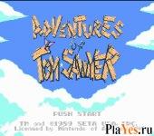 онлайн игра Adventures of Tom Sawyer / Приключения Тома Сойера