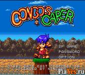 онлайн игра Congo's Caper