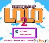 онлайн игра Adventures of Lolo 2 / Приключения ЛоЛо 2