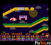онлайн игра Lemmings 2 - The Tribes