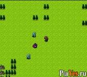 онлайн игра Advanced Dungeons & Dragons - Dragons of Flame / Усовершенствованные Темницы & Драконы - Драконы Пламени