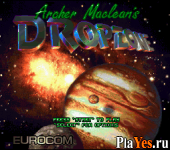 Archer MacLean's Dropzone