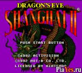 Shanghai II Dragon's Eye